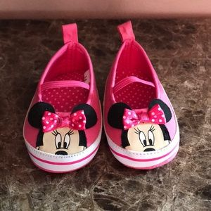 Disney Minnie Mouse Slide Ons